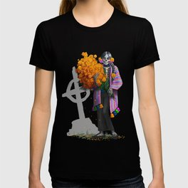 Catrina en Xochimilco T-shirt