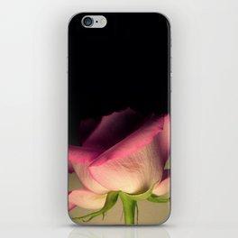 Rose Pink iPhone Skin