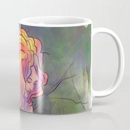 Goddess in the forest of Broseliande Coffee Mug