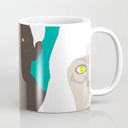 John Carpenter, Modern Master Series :: Village of the Damned Coffee Mug