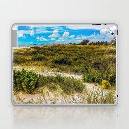 Florida Beach Greens Laptop & iPad Skin