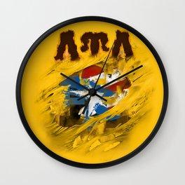 LUL Puerto Rican 2013 Wall Clock