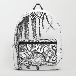 Rasta Princess Backpack