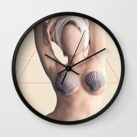 artpop Wall Clocks featuring ARTPOP by Adel