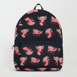 Umpearl the Axolotl Backpack