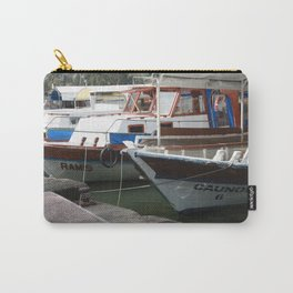 Caunos Riverboats at Dalyan Carry-All Pouch