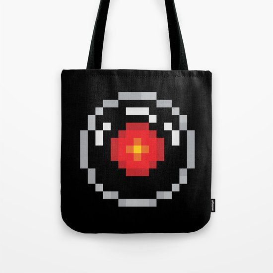 2001: A Pixel Odyssey Tote Bag