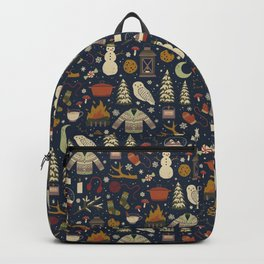 Winter Nights Backpack