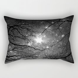 Starry Night Sky 3 Rectangular Pillow