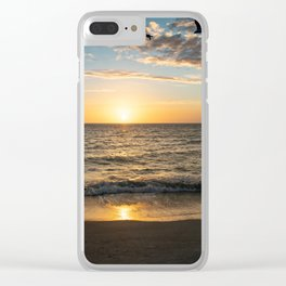 Open World Clear iPhone Case