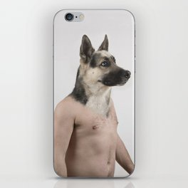 Therianthrope - Dog iPhone Skin