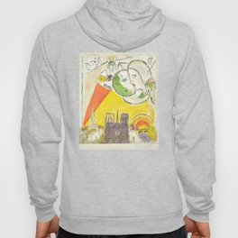Le Dimanche (On Sundays) from Marc Chagall, 1954 Artwork Derrière le Miroir Magazine, tshirt, tee, j Hoody