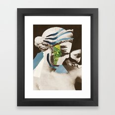 aphrodite Framed Art Print