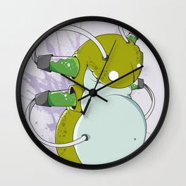 Injection Wall Clock