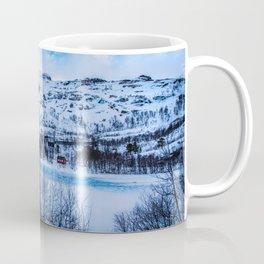 Red house, Norway. Coffee Mug
