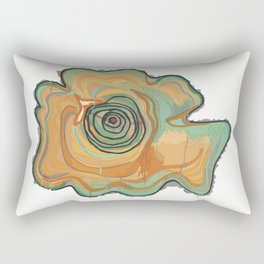 Tree Stump Series 3 - Illustration Rectangular Pillow