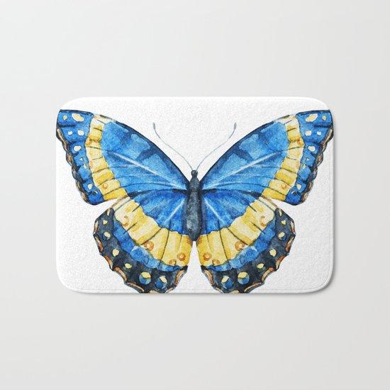 Butterfly 08 Bath Mat
