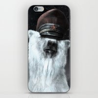 general iPhone & iPod Skins featuring The General by Tom Alex Buch