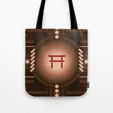 Torii no power Tote Bag