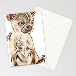 love my dogs Stationery Cards