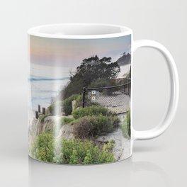 Pipes Beach Coffee Mug