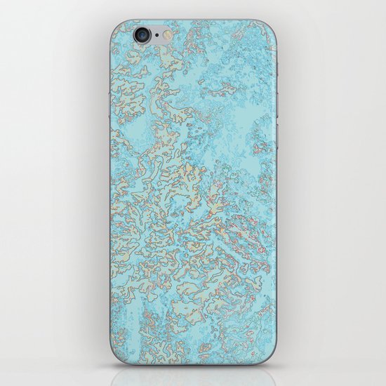 flourish iPhone & iPod Skin