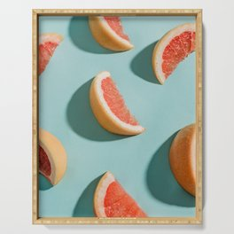 Grapefruit Serving Tray