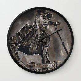 Eric Church Wall Clock