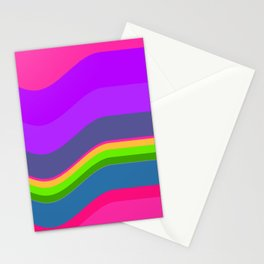 Hot Flow Stationery Cards