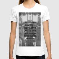 da vinci T-shirts featuring Flight Da Vinci by KimberosePhotography
