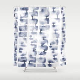 Sumi Friends Shower Curtain