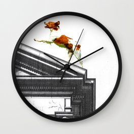 cartuchus Wall Clock