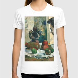 "Paul Gauguin ""Still Life with Profile of Laval"" T-shirt"