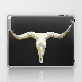 Longhorn Skull Laptop & iPad Skin