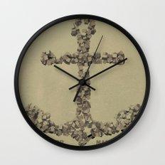 Anchor Management Wall Clock