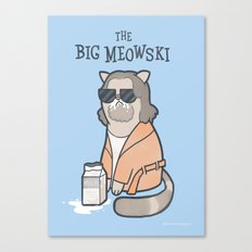 The Big Mewoski Canvas Print