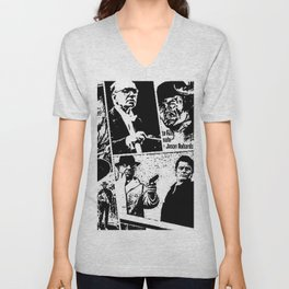When Morricone Meets Leone Unisex V-Neck