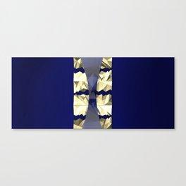 le pont de verre Canvas Print
