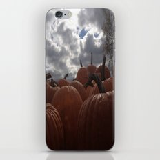 Haunting Season iPhone & iPod Skin