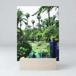 Jardin Majorelle Mini Art Print
