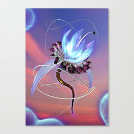 Bota V3 Canvas Print
