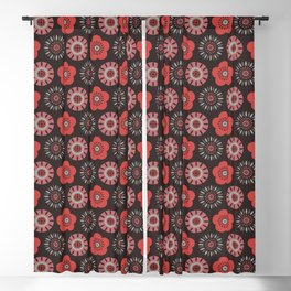 MCM Flower Power Blackout Curtain