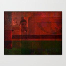 Archetypal Echoes Canvas Print