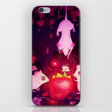 One Strawberry iPhone & iPod Skin
