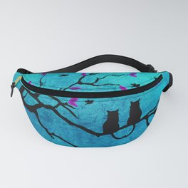 Lovecats - Together forever Fanny Pack