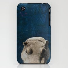 Hippo on the Tropic of Capricorn  Slim Case iPhone (3g, 3gs)