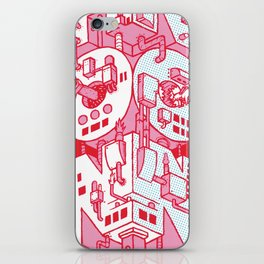 Hong Kong iPhone Skin