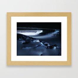 Chilled Evening III Framed Art Print