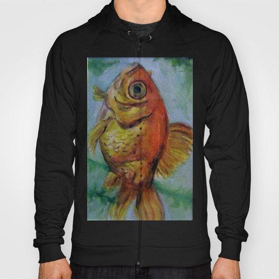 Fish Eye Hoody