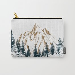 mountain # 4 Carry-All Pouch